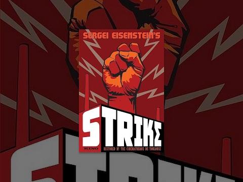 Strike (1925) movie