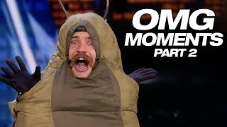 Video OMG! WEIRD! What Kind Of Talent Did You Just Watch? - America's Got Talent 2018 MP3, 3GP, MP4, WEBM, AVI, FLV Desember 2018