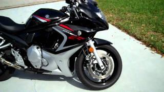 1. My Motorcycle - 2008 Suzuki Gsx650F