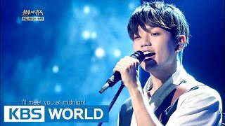 Sam Kim (샘김) - I'll Meet You At Midninght [Immortal Songs 2/2016.09.10]