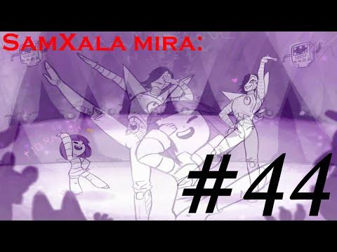 "SamXala mira: ""Death by Glamour (UNDERTALE ANIMATION) - Mettaton vs. Frisk Fight"" en Español"