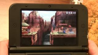 Smash 3ds footage with direct audio (Dat Announcer)