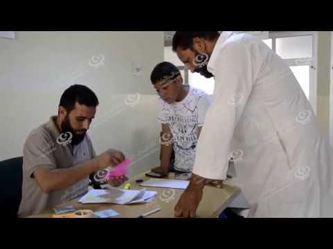 قافلة طبية تونسية متعددة التخصصات لعلاج المرضى بمنطقة نالوت