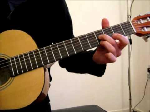 ABRSM Classical Guitar Grade 5 – Scales & Arpeggios