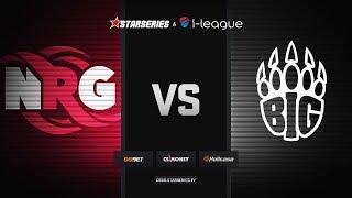 [RU] NRG vs BIG | Map 2 – Cache | StarSeries i-League Season 7