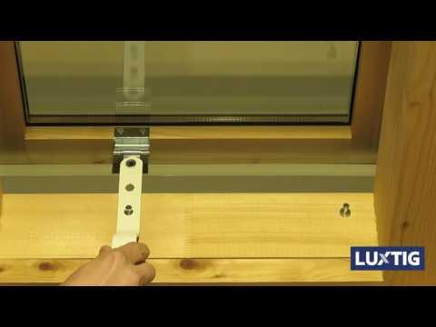 Maniglia ergonomica per lucernari