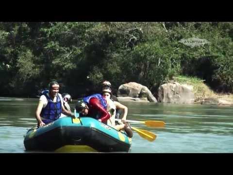 Programa Instinto Aventura 03 - Rafting / Caconde-SP