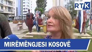 Mirëmëngjesi Kosovë Drejtpërdrejt - Alban Fejza , Angelina Alessandre & Veronique Garret 21.05.2019