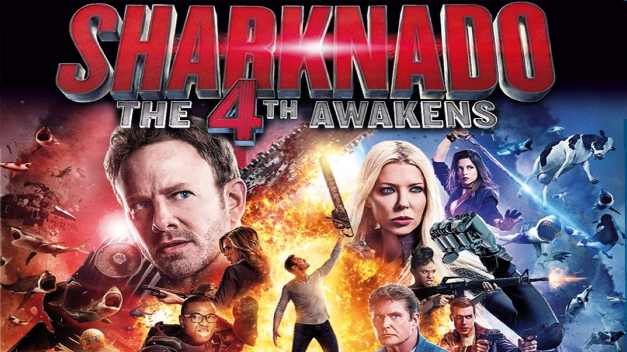 Sharknado 4 - The 4th Awakens | Trailer (English)