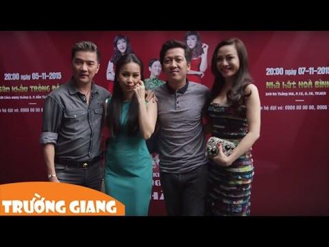 Họp Báo Liveshow Trường Giang 2015