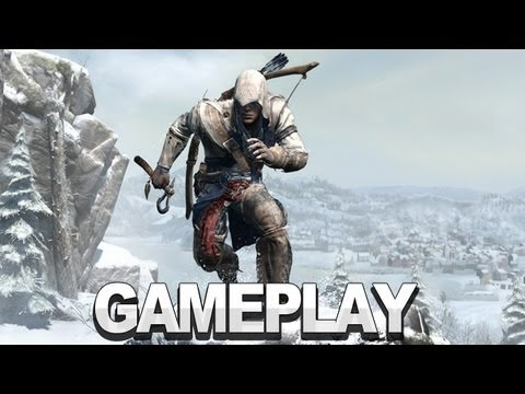 Assassins Creed III Gameplay Trailer
