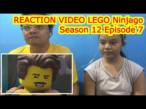 Reaction Video LEGO Ninjago Season 12 Episode 7 The Cliffs Of Hysteria