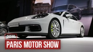 Porsche's Panamera 4 e-hybrid does 31 miles in silence by Roadshow