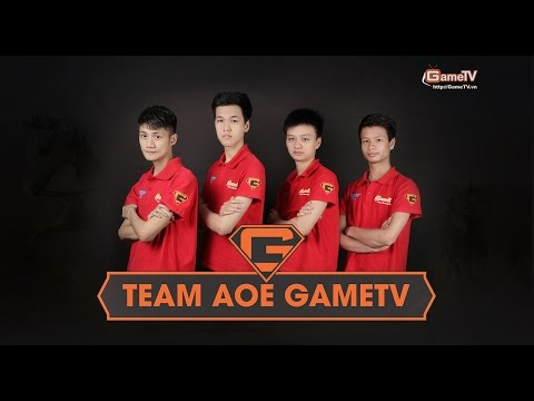 """AOE BÉ YÊU CUP 2015 -   GameTV """"Chúng tôi đã sẵn sàng""""!"""
