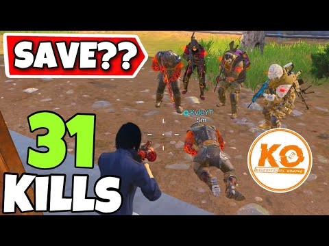 CAN I SAVE KVLEOFFICIAL? | CALL OF DUTY MOBILE BATTLE ROYALE