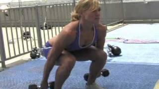 Jackie Warner's Killer 30-Minute High Intensity Power Circuit Training Workout