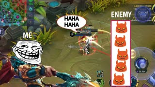 Video ML PRANK | ENEMY IS SO ANGRY THEY GO AFK | AUTO SAVAGE | MOBILE LEGENDS MP3, 3GP, MP4, WEBM, AVI, FLV September 2018