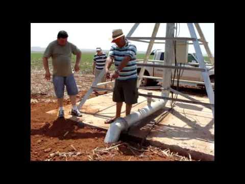 Pivô Irrigação - Planaltina-DF