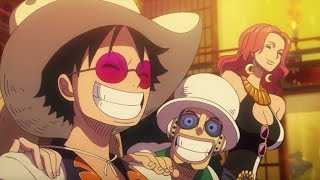 Nonton One Piece Film: Gold Theatrical Trailer Film Subtitle Indonesia Streaming Movie Download