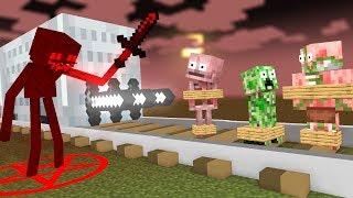 Video Monster School: EVIL VILLAIN ENDERMAN R.I.P MONSTERS - Minecraft Animation MP3, 3GP, MP4, WEBM, AVI, FLV Juli 2019