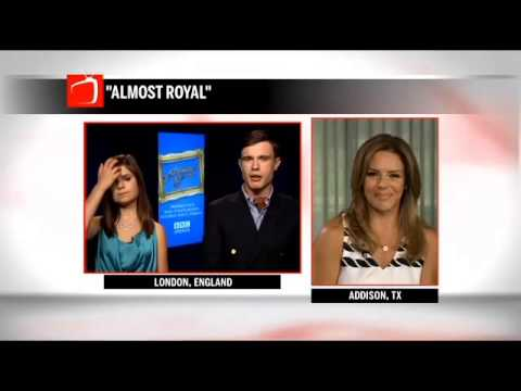 "Ed Gamble & Amy Hoggart Talk Openly About ""Almost Royal"""