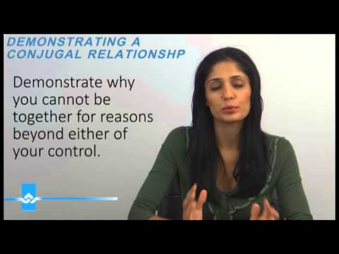 Demonstrating a Conjugal Relationship Video