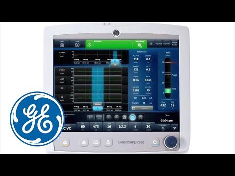 ICU Ventilator | R860 | CARESCAPE