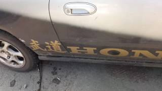 видео авто Honda Prelude в кредит