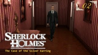 Sherlock Holmes (Video Games) - The Secret of the Silver Earring - Pt.2
