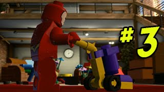 LEGO BATMAN 3 - Let's Play Walkthrough (PS3, PS4, Xbox ) - Part 3