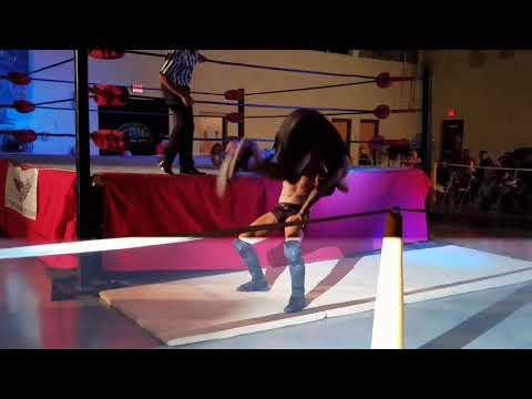 Juston Lee vs Marcus Rose Singles match, Killeen Tx