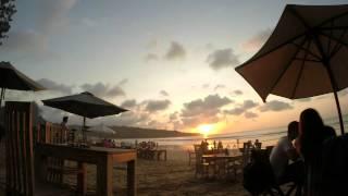 Bali - time lapse 2014