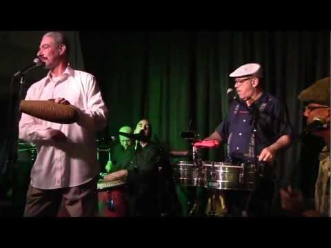 Louie Romero y Mazacote @ Salsa Festival on the Fillmore