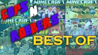 THE BEST MOMENTS OF COPS N ROBBERS! (Funny Moments!)