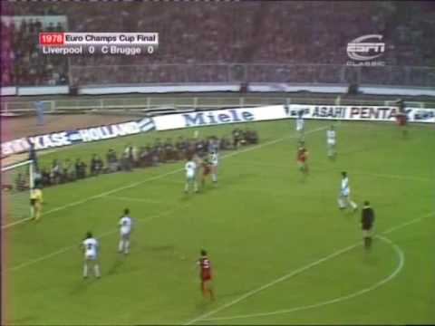 Liverpool 1–0 Club Brugge Dalglish 64'