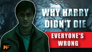 Video Why Harry Didn't Die in the Forbidden Forest Explained (Canon) MP3, 3GP, MP4, WEBM, AVI, FLV Juni 2019