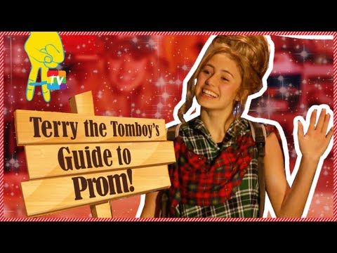 Tomboy Prom Guide with Terry The Tomboy (LiaMarieJohnson)