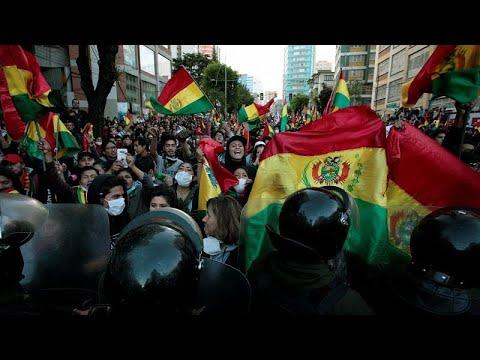 Βολιβία: Συνεχίζεται η καταμέτρηση
