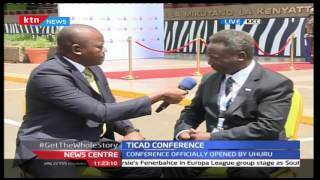 TICAD Conference Live At KICC 27th August 2016