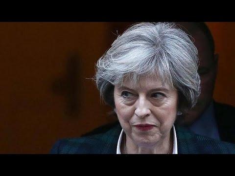 Τα 5 στοιχεία για πετυχημένο Brexit κατά την Τερέζα Μέι