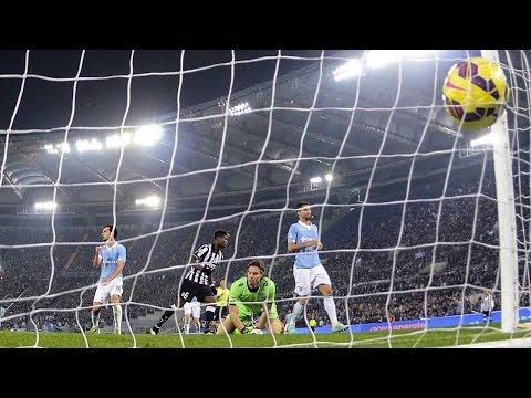 gli highlights di lazio - juventus 0-3
