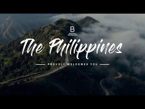 The Philippines Proudly Welcomes You