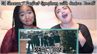 image of Ed Sheeran - Perfect Symphony ft. Andrea Bocelli | REACTION