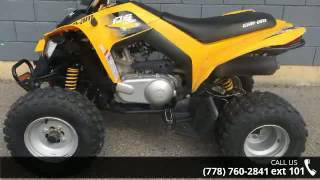 9. 2010 Can-Am DS 250  - Banner Recreational & Marine - kelo...
