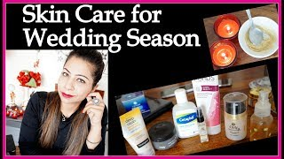 Winter Skin Care Tips For Wedding Season In Hindi | Beauty Tips & Skin Care Routine | Fat To Fab