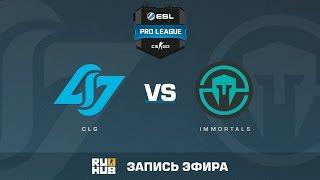 CLG vs. Immortals - ESL Pro League S5 - de_overpass [Flife]