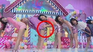 Video TWICE Nayeon sneaky hand help explain Lip-Sync Issue MP3, 3GP, MP4, WEBM, AVI, FLV April 2018