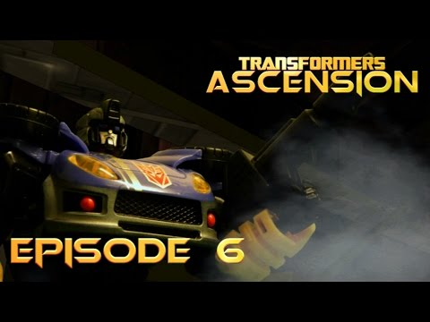 Transformers: Ascension | Season 1 | Episode 6 - 'Rules of Engagement'