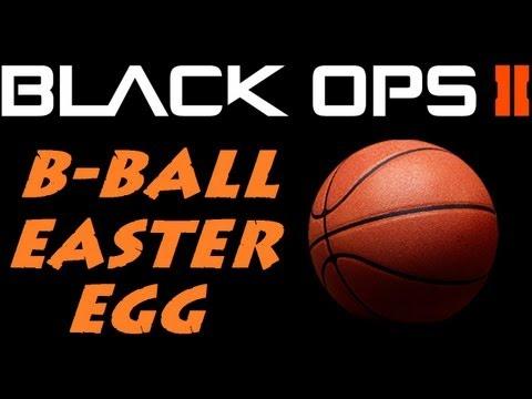 Black Ops 2 Basketball Easter Egg on Raid | The 3 Swish Challenge!