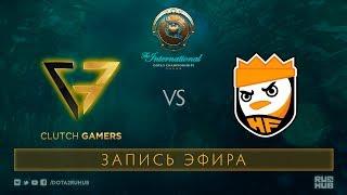 CG vs Happy Feet, The International 2017 Qualifiers [Lum1Sit]